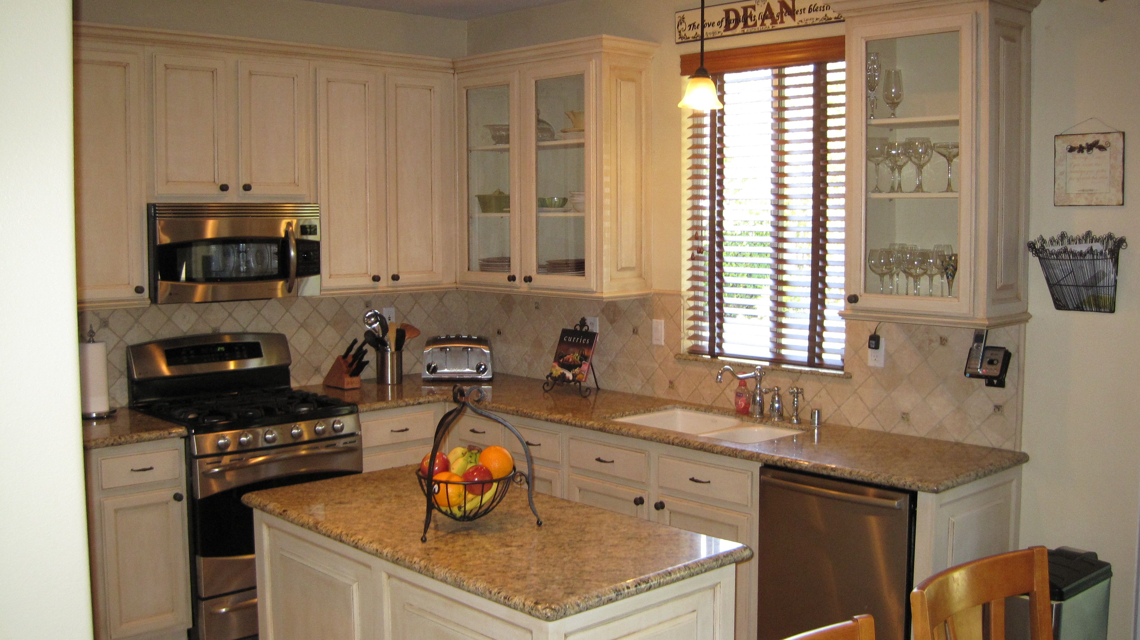 Easy artisan making refinishing easy for everyone for Ideas to redo old kitchen cabinets